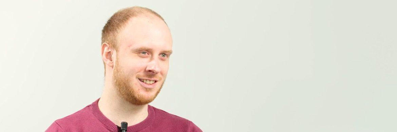 IdentIT - Meet the team - Jeroen